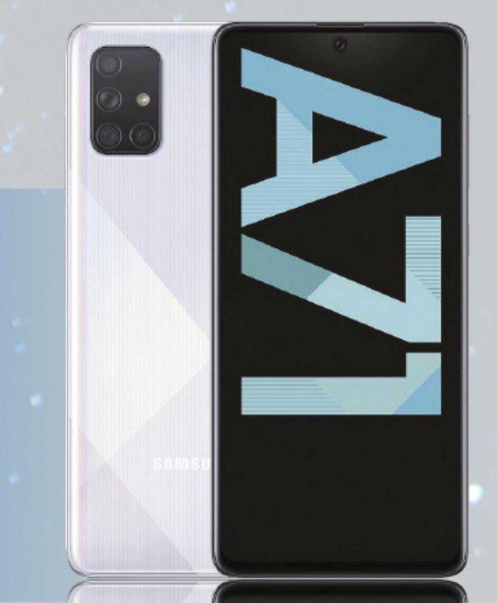 Samsung A71 preciazo para socios de CostCo
