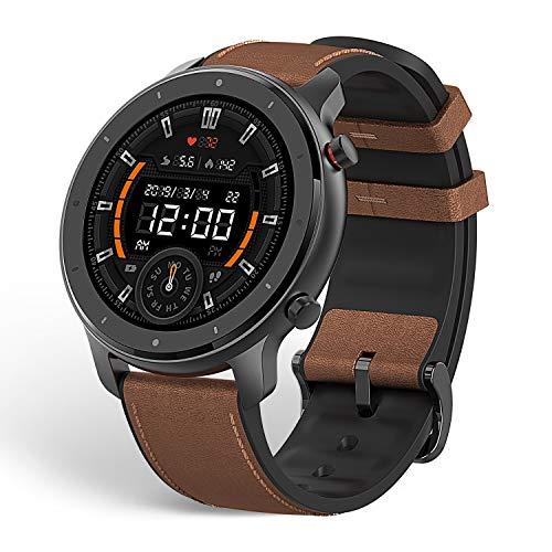 "Amazfit GTR 47mm Reloj inteligente Smartwatch Deportivo AMOLED de 1.39"", GPS + GLONASS"