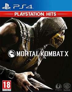 Mortal Kombat X PS4 Hits