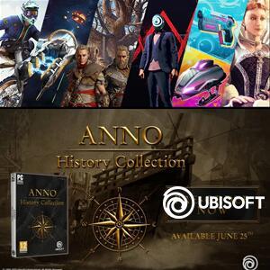 Gratis :: Anno 1701 History Edition + Todos los regalos de Ubisoft (por si te lo perdiste)