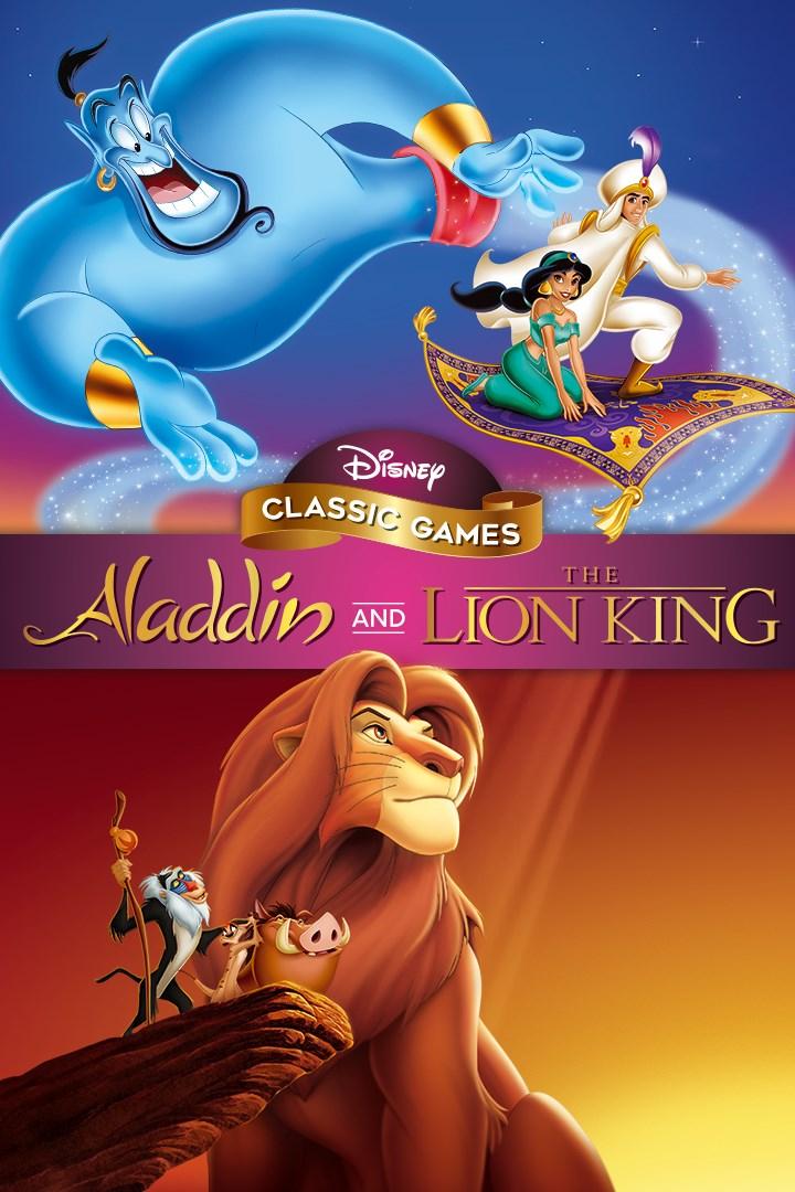 Disney Classic: Aladdin and The Lion King