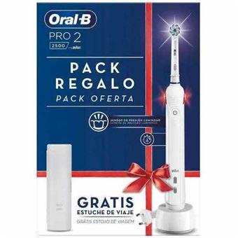 Oral B Pro 2 2500 + funda de regalo y promo 30% extra