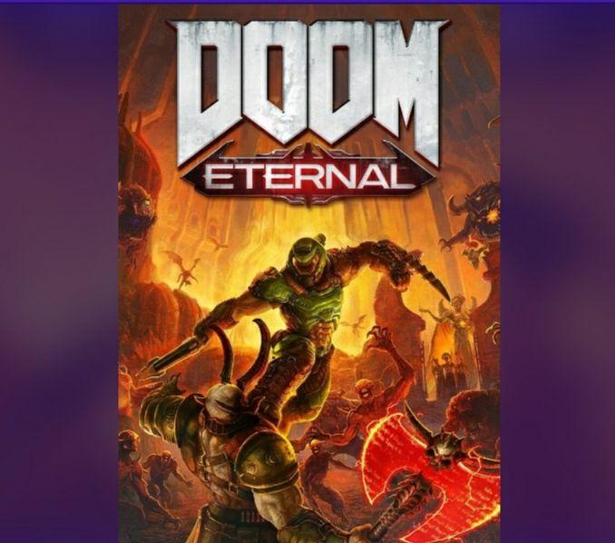 Doom Eternal para PC(Eneba)