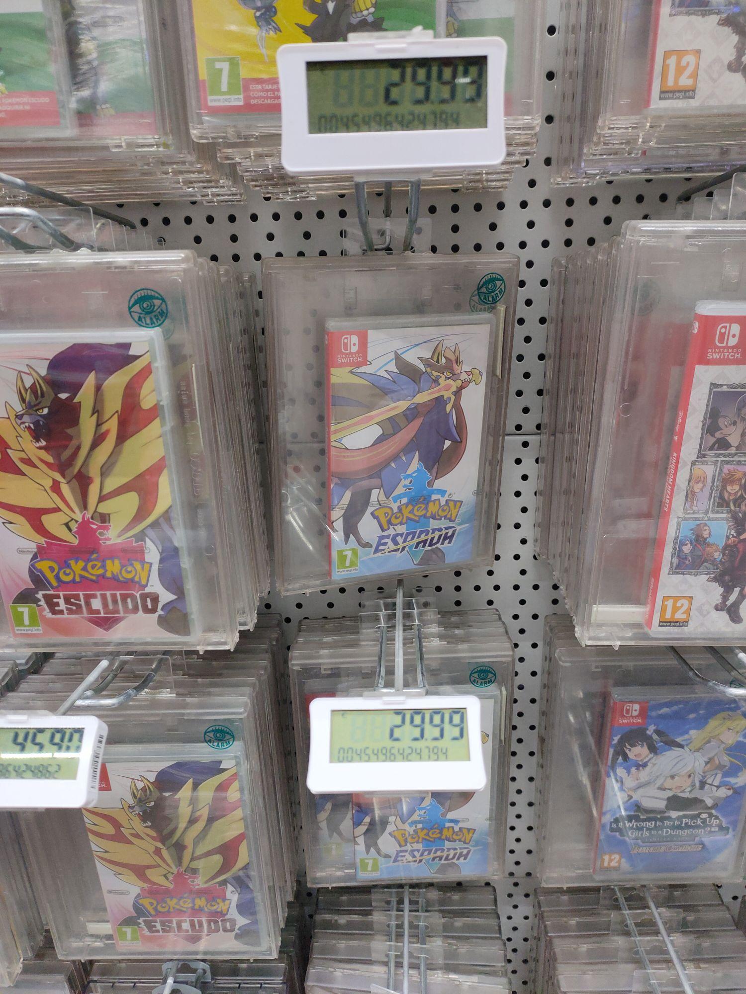 Pokemon Espada MediMarkt