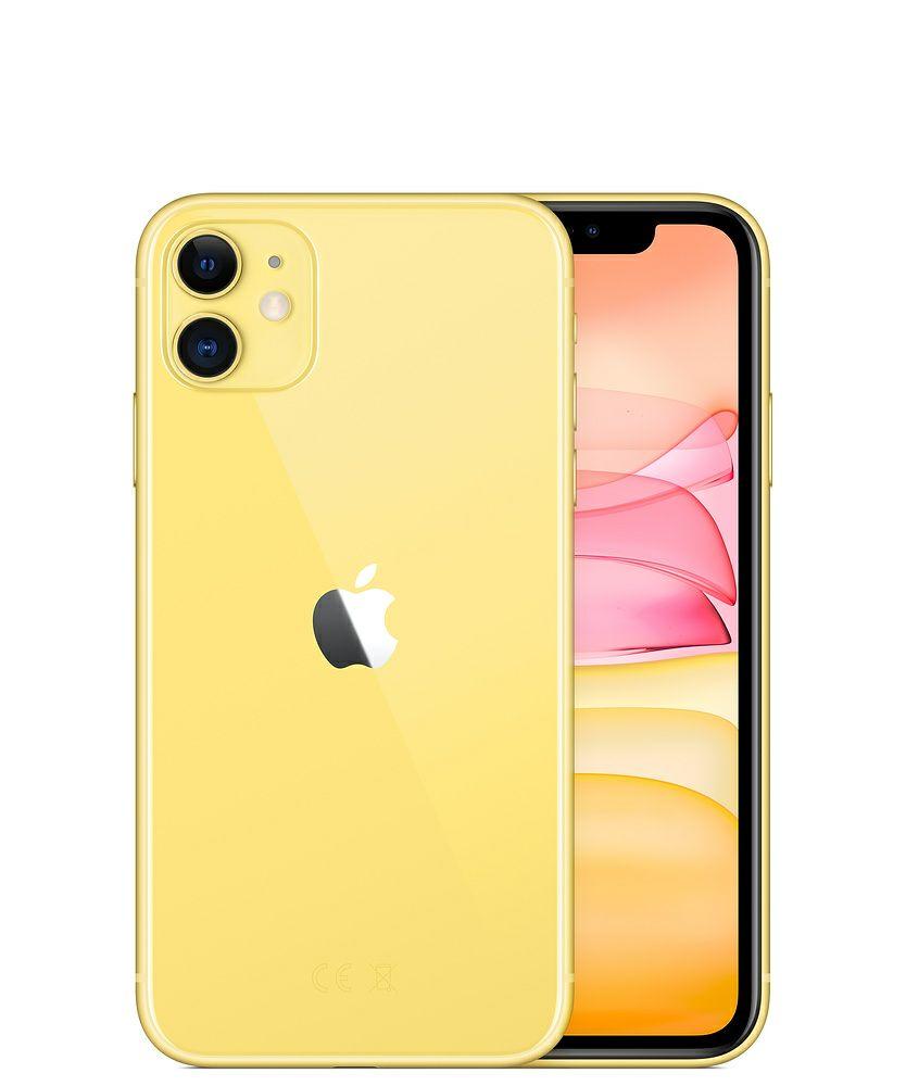 iPhone 11 128gb amarillo SI NO TIENES PRISA
