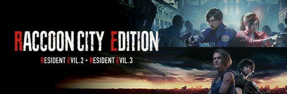 Resident Evil 2 + Resident Evil 3 (RACCOON CITY EDITION)