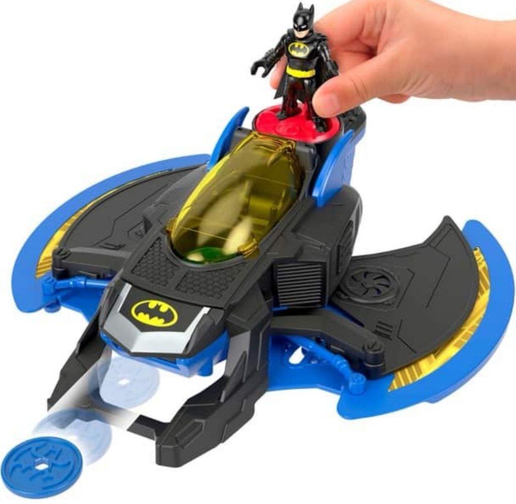 Fisher-Price Imaginext DC Figura Batman Batwing