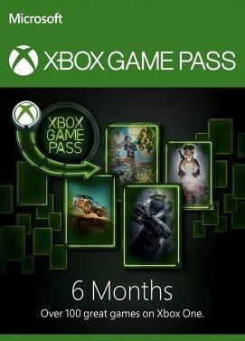 Oferta de 6 meses de Xbox Game Pass