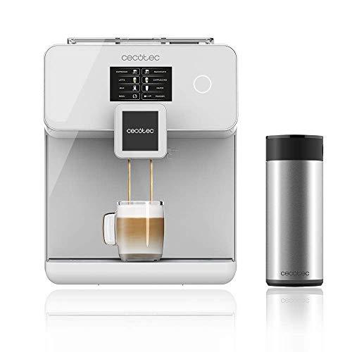 Cecotec Cafetera Automática Power Matic-ccino 8000 touch, Solo 269€! ( Como Nuevo ) de Amazon Warehouse.