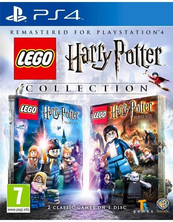 LEGO: Harry Potter Collection (PS4, edición física)