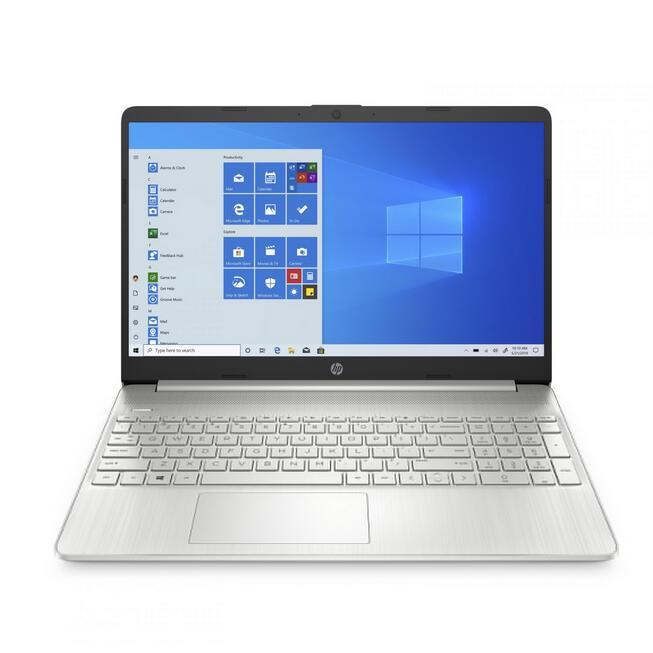 Portátil HP 15S-EQ0030NS con Ryzen™ 5, 8GB, 256GB,