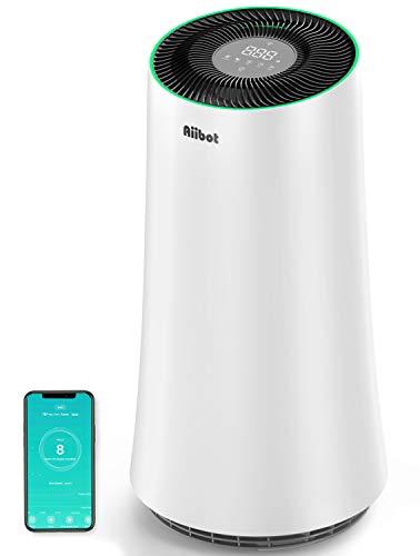 Aiibot Purificador de aire con filtro HEPA