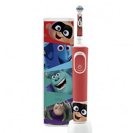 2 X Oral B Pack Cepillo Eléctrico Infantil Pixar + Estuche
