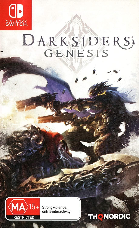 Darksiders Genesis Nintendo Switch solo 19.9€