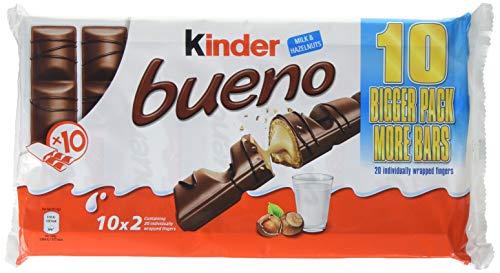 Pack Kinder Bueno Chocolate (10 x 43g)