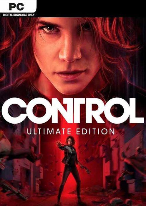 PC: Control Ultimate Edition (Cdkeys)