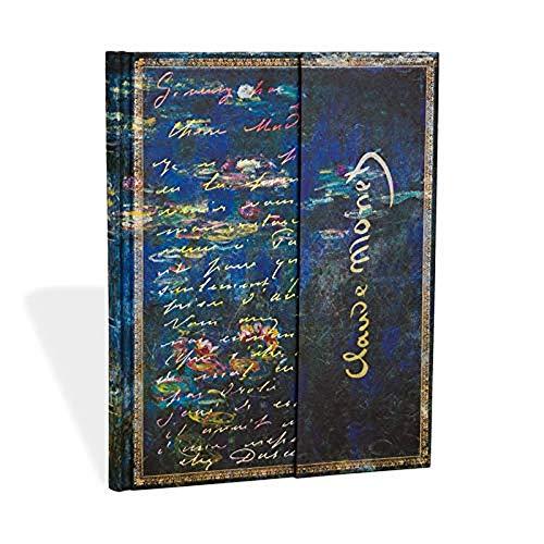 Libreta Tapa dura Monet Nenúfares Ultra lisa Paperblanks