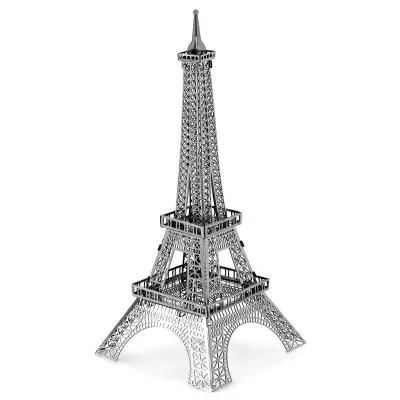 Torre Eiffel (Maqueta 3D metal)
