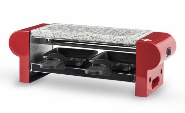 Raclette para regalo