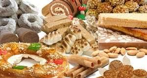 Recopilación de ofertas de turrones y dulces navideños en Eroski