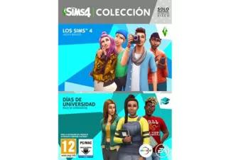 PC Los Sims 4 + Días de Universidad Colección