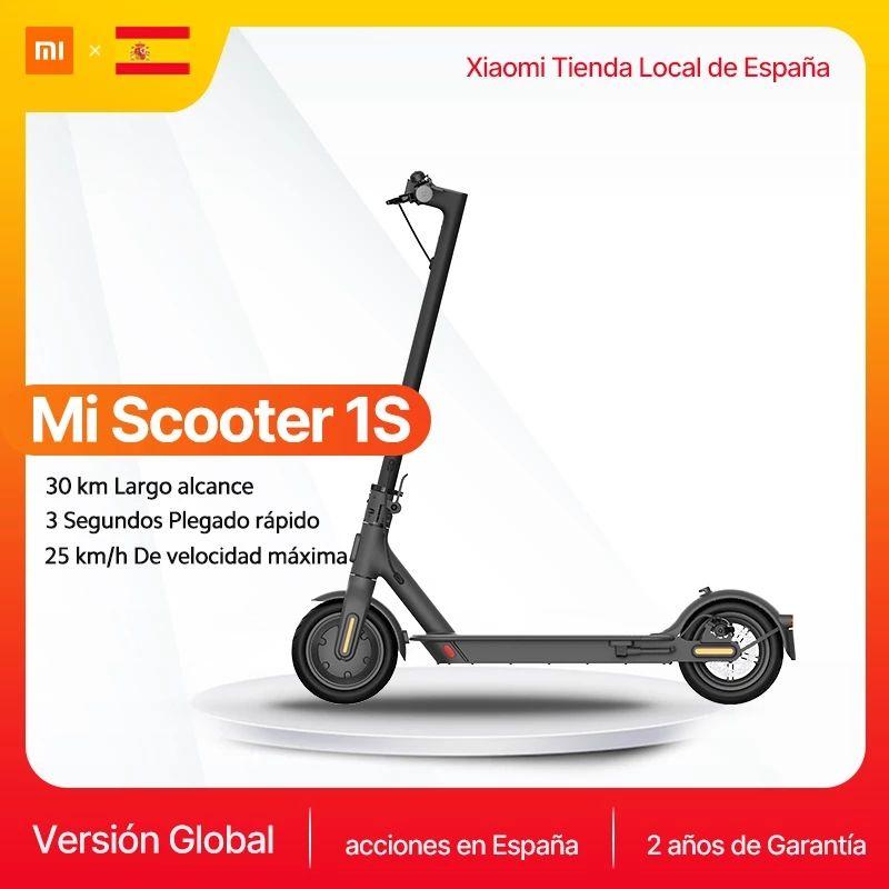 Patinete Xiaomi 1S desde España (envío en 3 días)