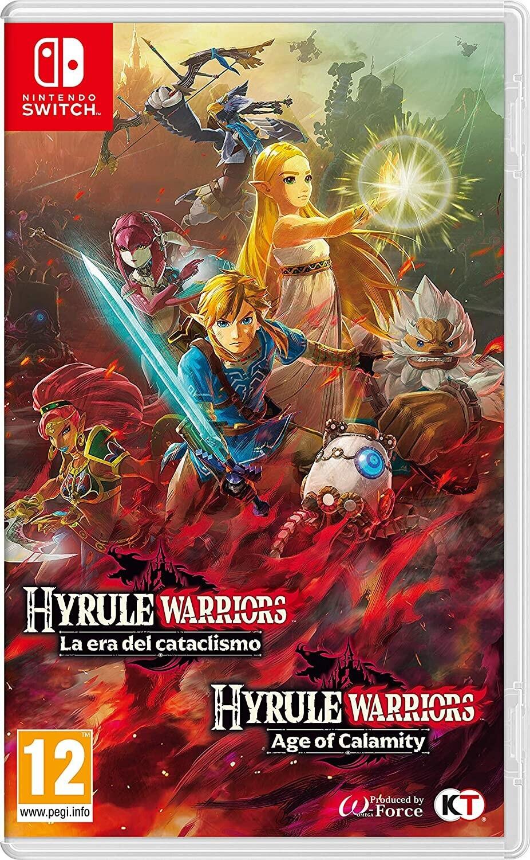 Hyrule Warriors: La era del cataclismo - Nintendo Switch (MediaMarkt y Amazon)