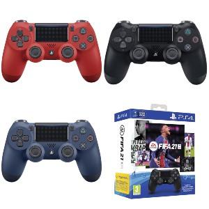 Mandos inalámbrico Dualshock V2 PS4 en el Corte Inglés