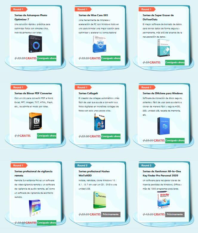 WonderFox, regala hasta 17 software durante Navidad