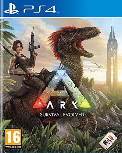 Ark Survival Evolved (PS4, formato físico). Nuevo precio mínimo histórico.