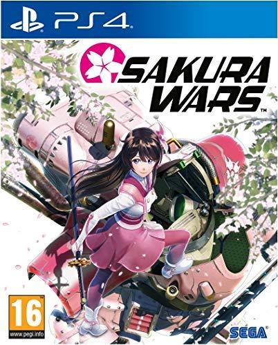 Juego Sakura Wars pap PS4