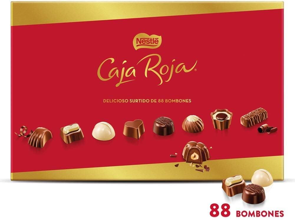Nestle Caja Roja 800g - Carrefour