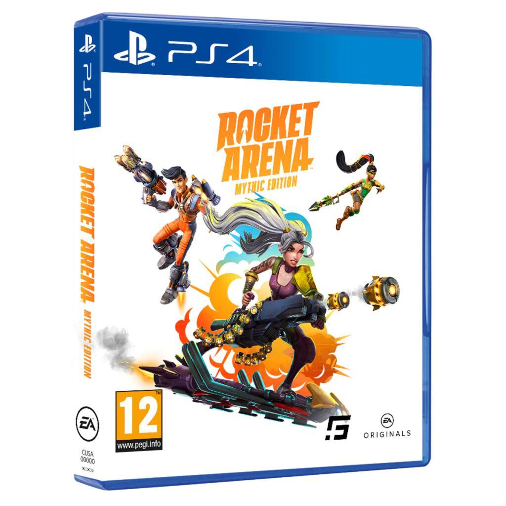 Rocket Arena Mythic Edition Ps4 y xbox one