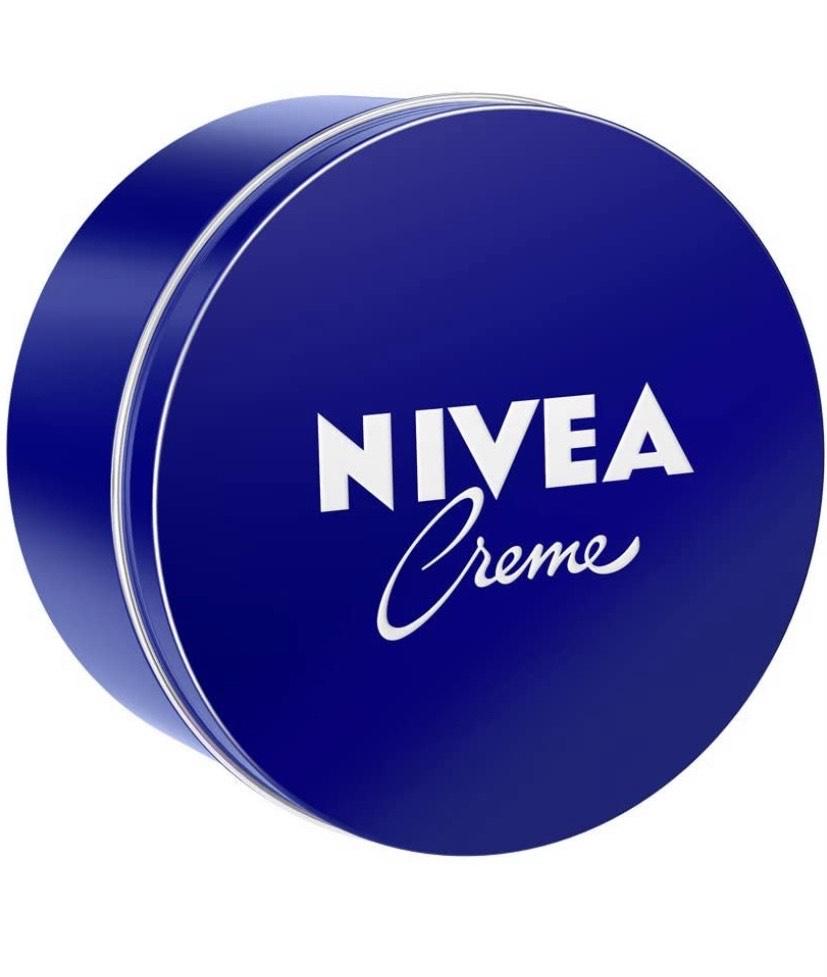 4 latas Nivea Crema para todo uso (cuerpo, cara, manos) 4 x 250 ml