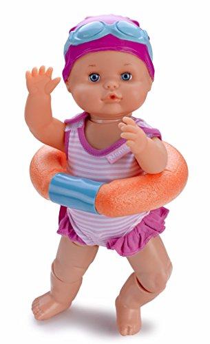 Nenuco Nadador- Muñeco bebé interactivo Famosa