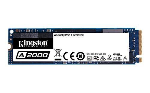 SSD NVMe 500 GB Kingston A2000 2200 MB/s