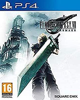 Final Fantasy VII Remake PS4 (precio socios FNAC)