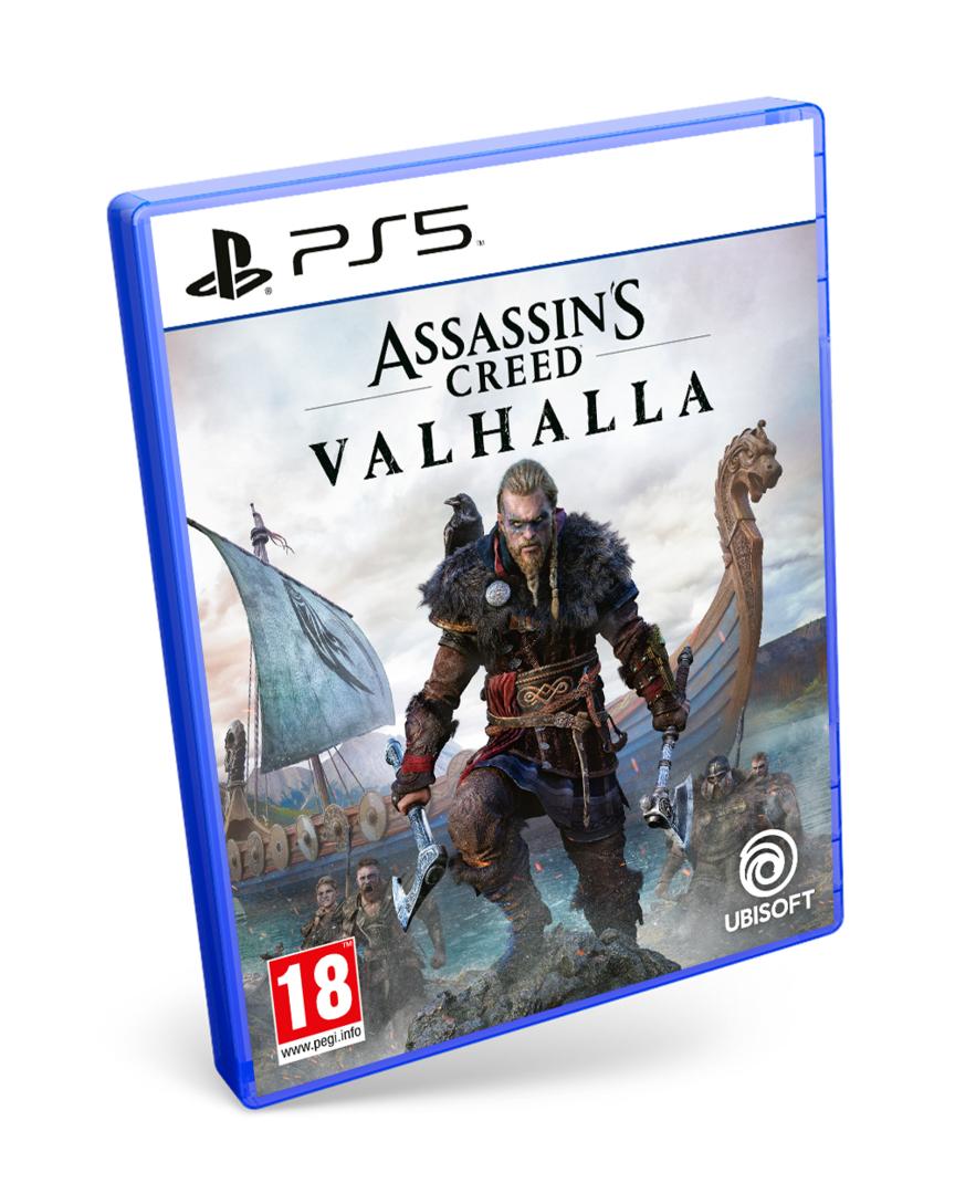 Assassin's Creed Valhalla PS5 en Xtralife