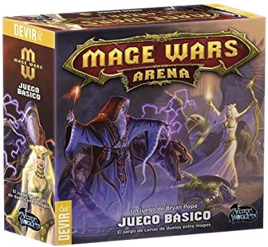 Mage Wars Arena - Juego de Mesa