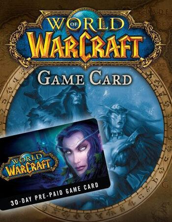 World of Warcraft 30 días EUROPA