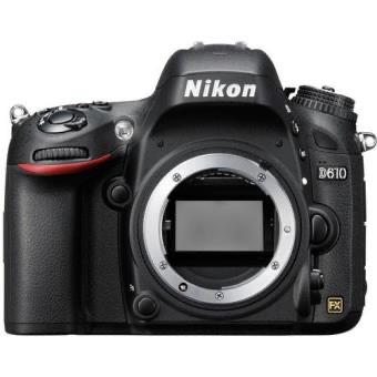 Cámara Réflex Nikon D610 Body (Disponible en varias tiendas físicas)
