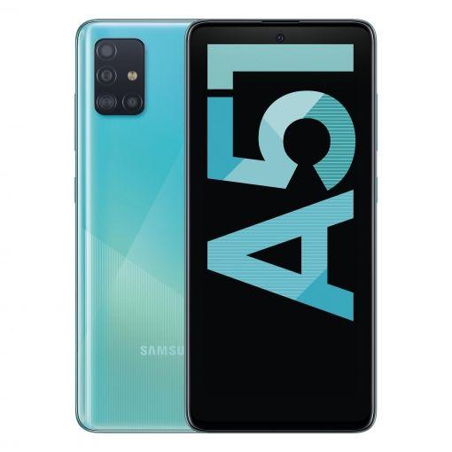 Móvil Samsung Galaxy A51, 4GB de RAM + 128GB - Azul