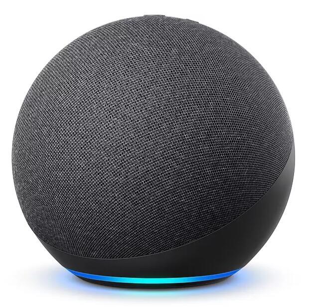 Amazon echo 4a generación + bombilla Philips hue