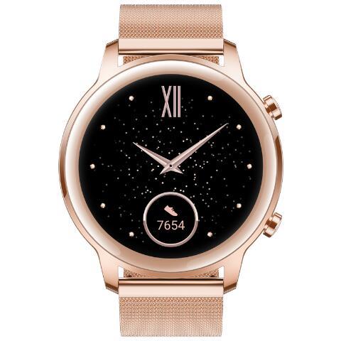 Honor magic watch 2 rose gold