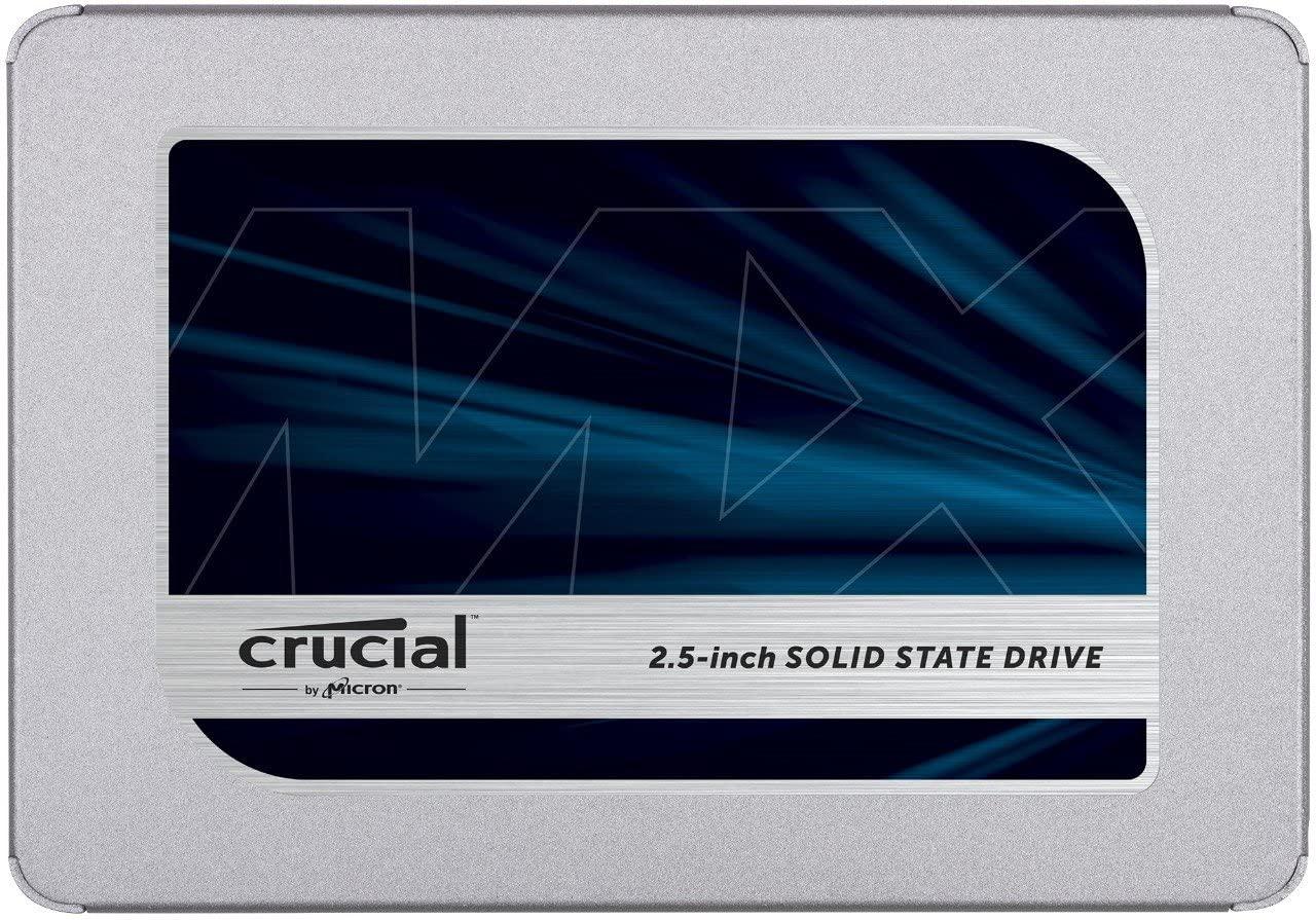 Crucial MX500 SSD 1TB solo 89.9€