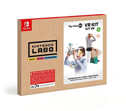 Switch Nintendo Labo: Kit de VR - Set de expansión 2