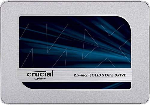 SSD Crucial MX500 500 GB (envío incluido)