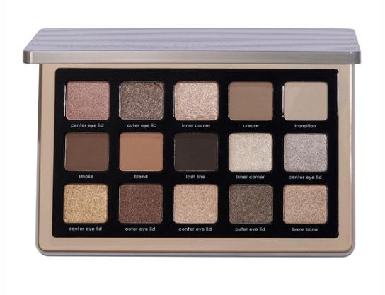 Paleta de sombras de ojos Glam Palette de Natasha Denona en Sephora.
