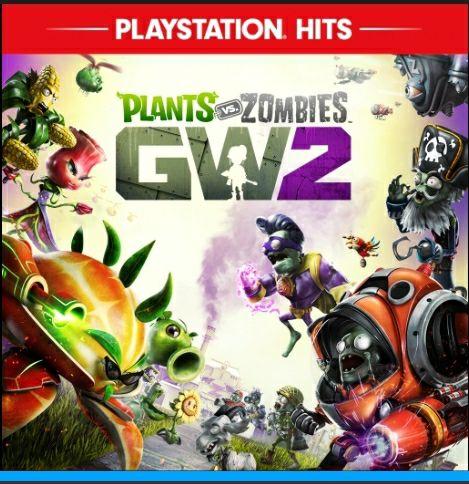 Plants vs. Zombies™ Garden Warfare 2 (Ps4, playstation store)