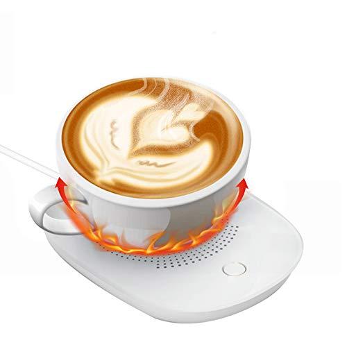 Calentador Inteligente para Café, Leche, té y Otras Bebidas para Uso Doméstico y de Oficina